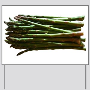 Asparagus Yard Sign