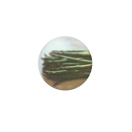 Asparagus Mini Button