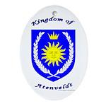 Atenveldt Oval Ornament