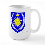 King of Atenveldt Large Mug