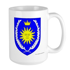King of Atenveldt Large Mug