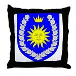 Queen of Atenveldt Throne Pillow