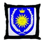 King of Atenveldt Throne Pillow