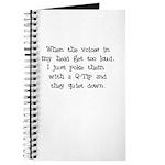 Voices in my Head Journal