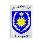 Kingdom of Atenveldt Rectangle Magnet