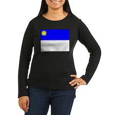 Atenveldt Ensign Women's Long Sleeve Dark T-Shirt
