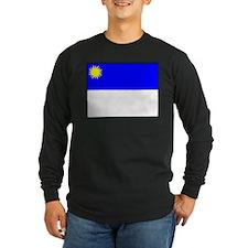 Atenveldt Ensign Long Sleeve Dark T-Shirt
