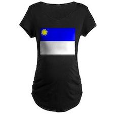 Atenveldt Ensign Maternity Dark T-Shirt