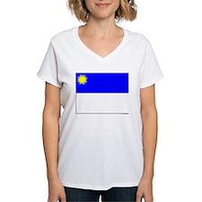 Atenveldt Ensign Women's V-Neck T-Shirt