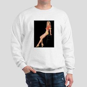 Stool Girl Sweatshirt