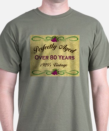 Over 80 Years T-Shirt