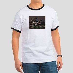 Coit Tower San Francisco Ringer T