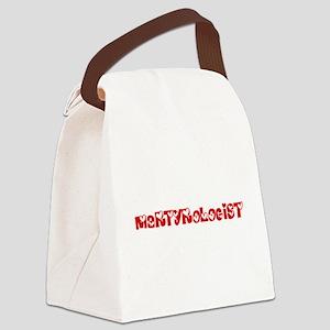 Martyrologist Profession Heart De Canvas Lunch Bag
