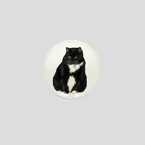 Helaine's Elvis the Cat Mini Button