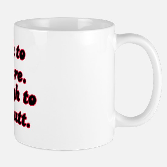 Young Enough Memere Mug