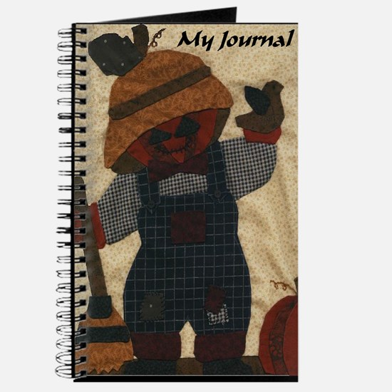 Scarecrow Quilt Journal