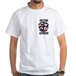 MOBILE MINE ASSEMBLY GROUP White T-Shirt