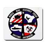 MOBILE MINE ASSEMBLY GROUP Mousepad
