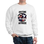MOBILE MINE ASSEMBLY GROUP Sweatshirt