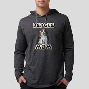 Beagle Mom Long Sleeve T-Shirt