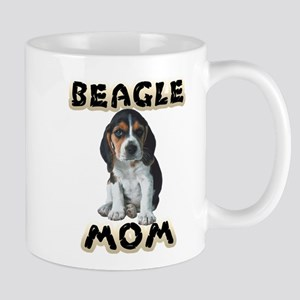 Beagle Mom Mugs