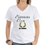 Emperors Club Women's V-Neck T-Shirt