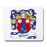 Milner Family Crest Mousepad