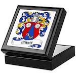 Milner Family Crest Keepsake Box