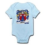Milner Family Crest Infant Creeper