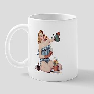 Gardening Girl Mug