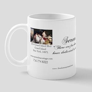 SereniTea Cottage Mug