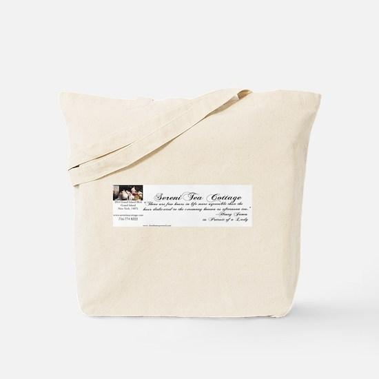 SereniTea Cottage Tote Bag