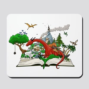 Reading is Fantastic! Mousepad