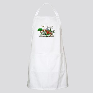 Reading is Fantastic! BBQ Apron