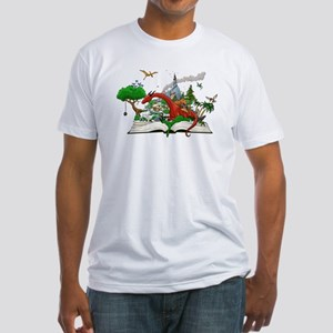 Reading is Fantastic! Fitted T-Shirt