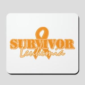 Survivor - Leukemia Mousepad