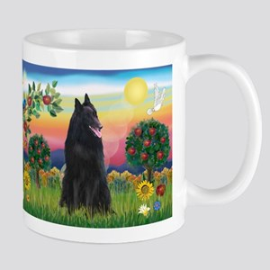 Bright Country & Belgian Shepherd Mug