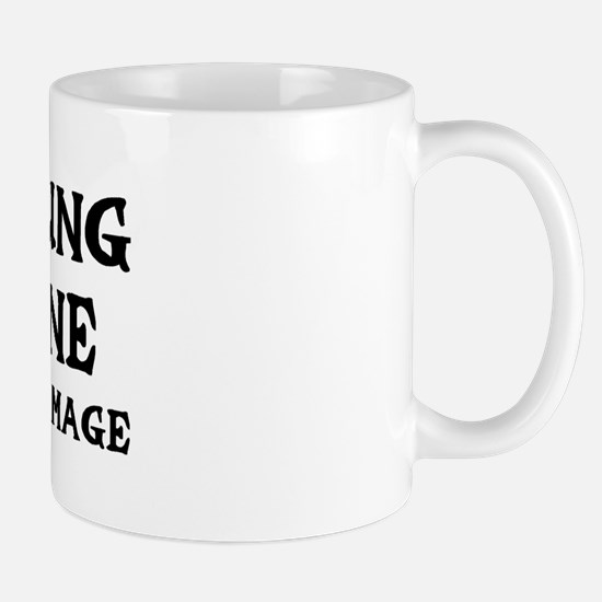 """Let's Do Some Damage"" Mug"