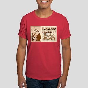 Mexican Homeland Security Dark T-Shirt