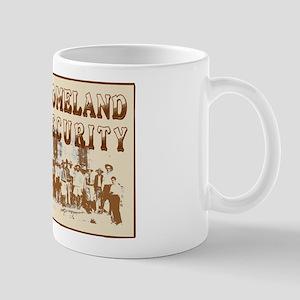 Mexican Homeland Security Mug