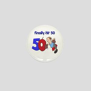 finally hit 50 Mini Button