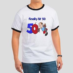 finally hit 50 Ringer T
