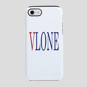 Vlone Blackout Fragment iPhone 8/7 Tough Case