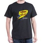 Weasel-on-a-Stick Dark T-Shirt