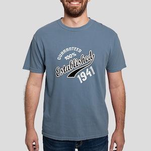 Guaranteed 100% Establis Mens Comfort Colors Shirt