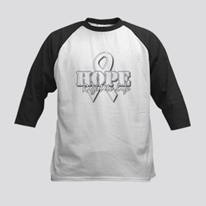 Hope - Right to Life Kids Baseball Jersey