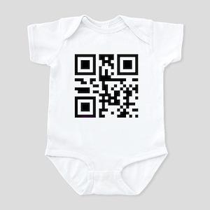 GANGSTER Infant Bodysuit