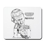 Aristotle Mousepad