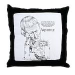 Aristotle Throw Pillow