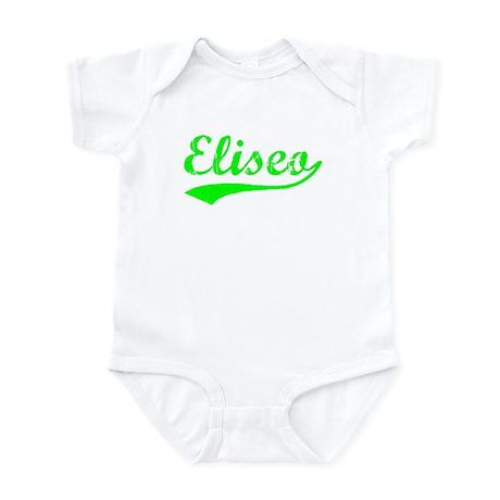 Vintage Eliseo (Green) Infant Bodysuit